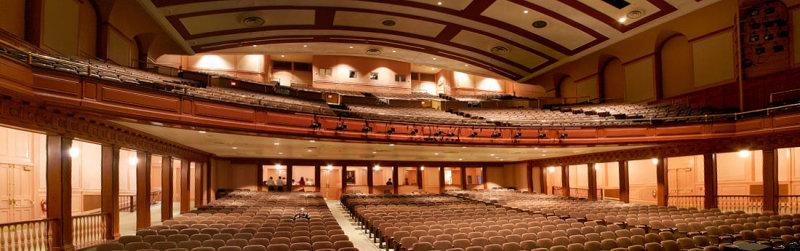 reynolds high school auditorium