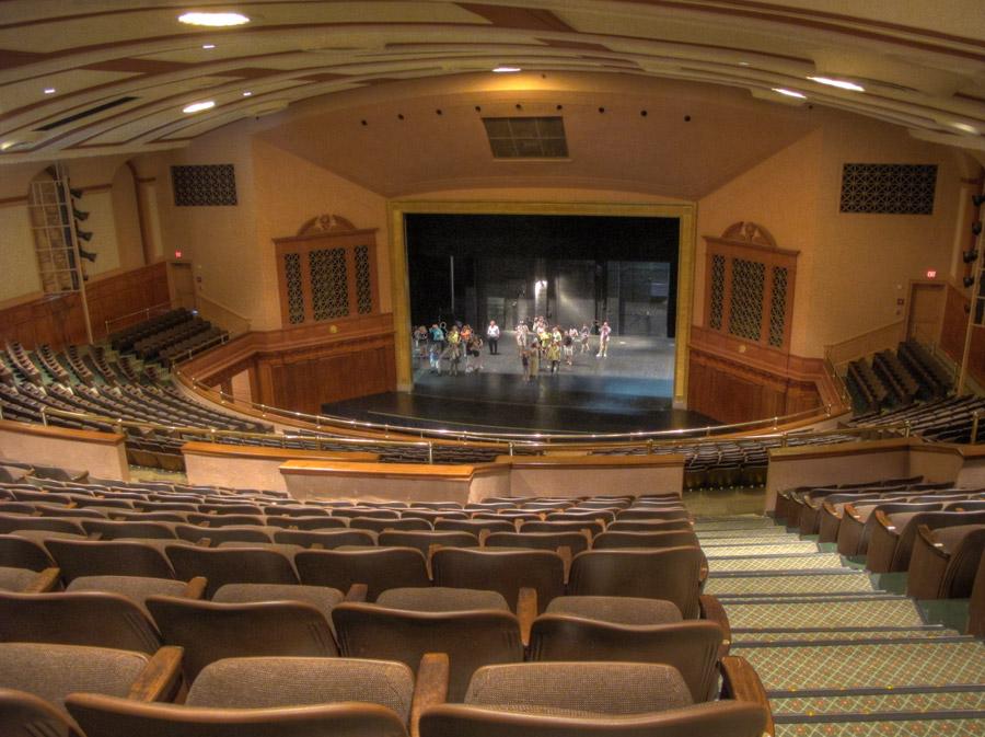 R J Reynolds High School Auditorium